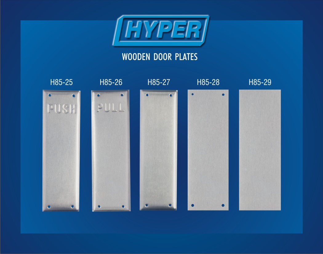 wooden-door  sc 1 st  Door Closers & Wooden Door Plates | perfect-hydra
